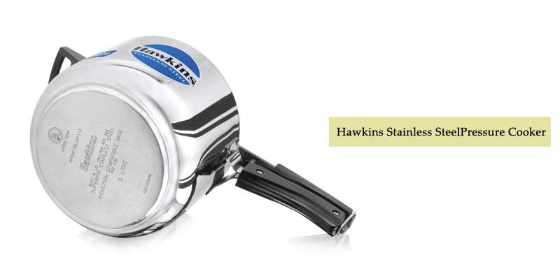 Hawkins- Stainless Steel Pressure Cooker
