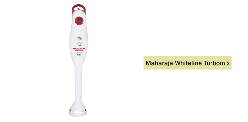 Maharaja Whiteline Turbomix