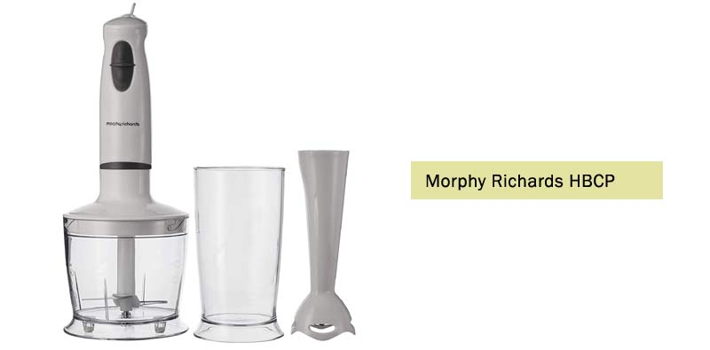 Morphy Richards HBCP