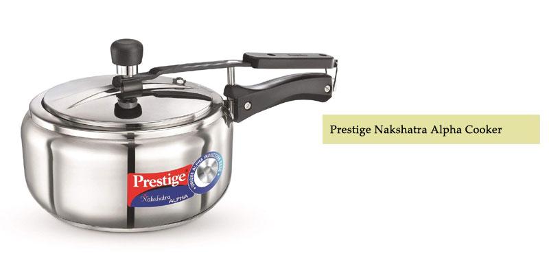 Prestige Nakshatra Alpha Cooker