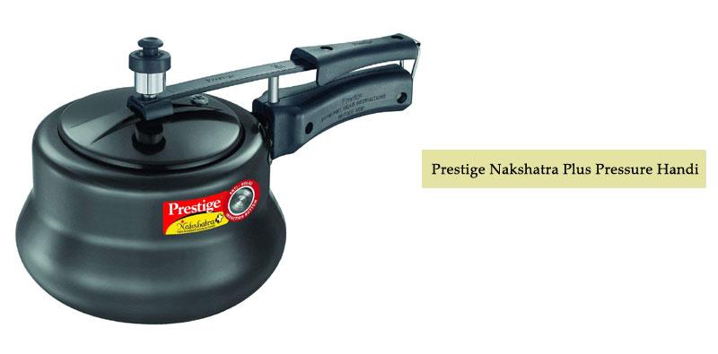 Prestige Nakshatra Plus Pressure Handi