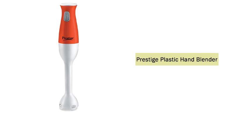 Prestige Plastic Hand Blend