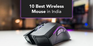 Best Wireless Mouse In India