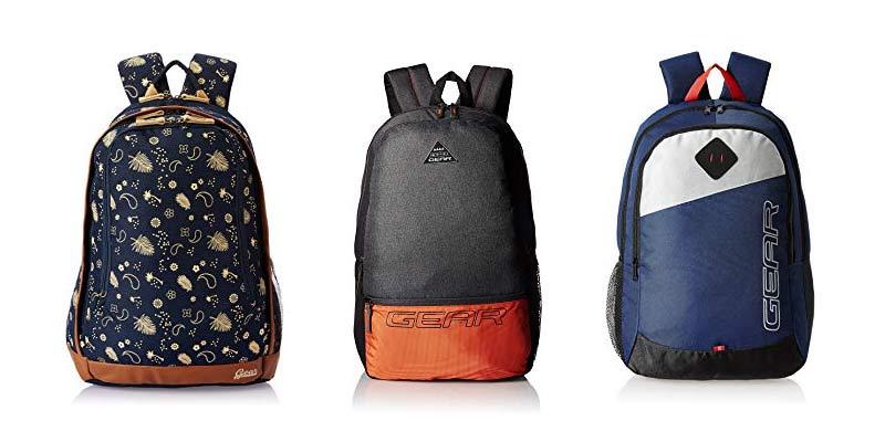 Gear Backpacks for Men