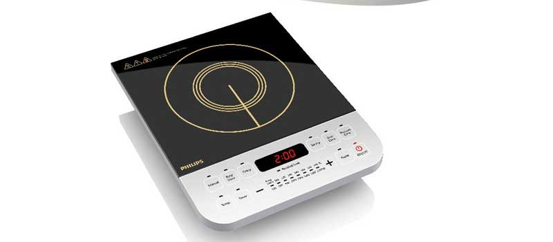 Philips Viva Collection HD4 Induction Cooktops