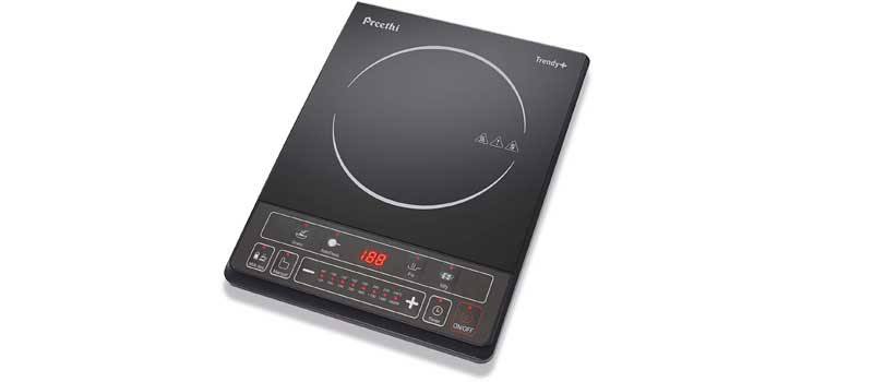 Preethi Trendy Plus Induction Cooktops