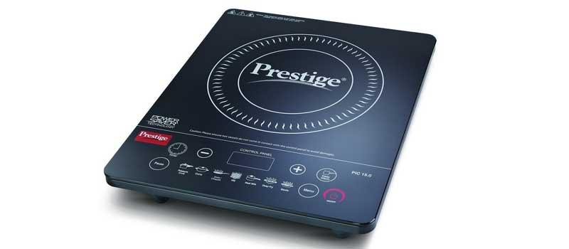 Prestige 1900 Watt Induction Cooktops