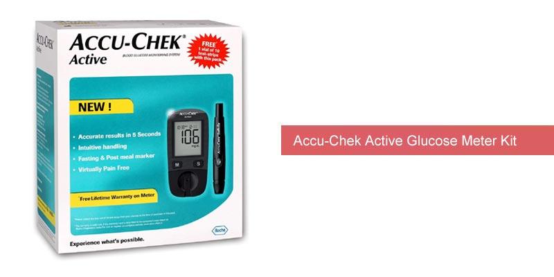 Accu Chek Active Glucose Meter