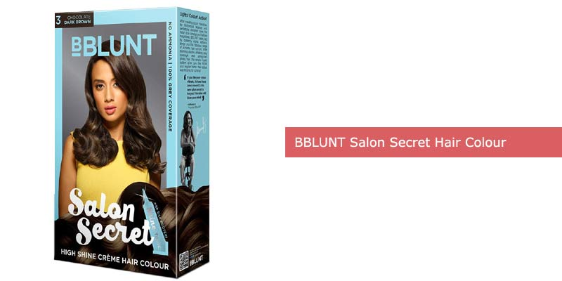 BBLUNT Salon Secret Hair Color