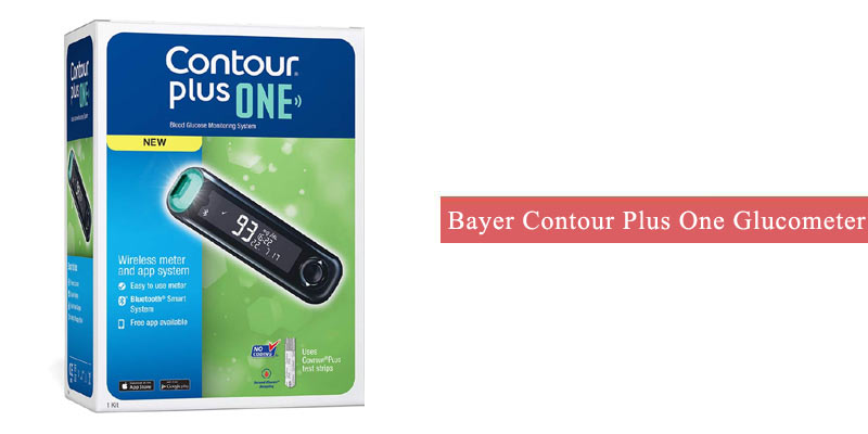 Bayer Contour Plus One  Glucometer