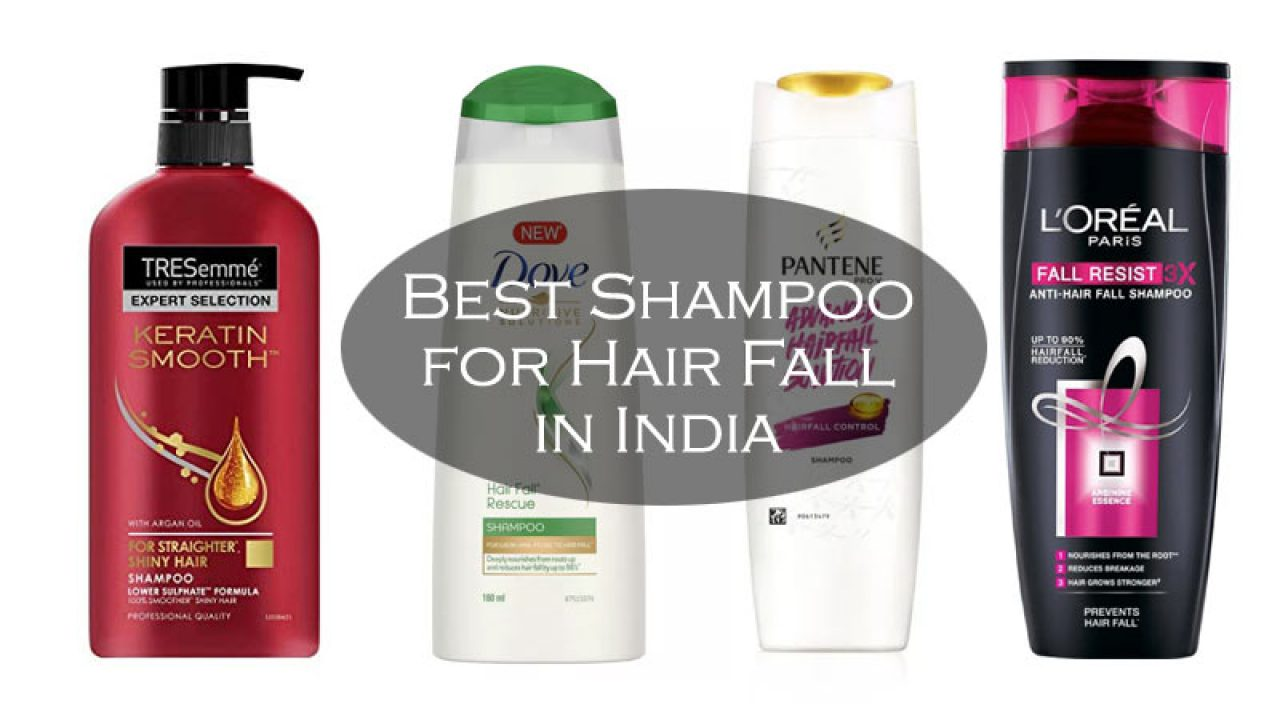 for hair fall which shampoo is best