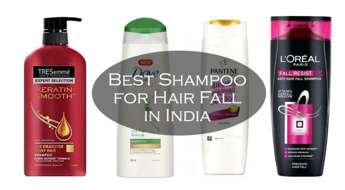 Best Shampoo Hair Fall
