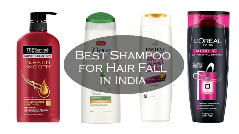 10 Best Shampoos for Hair Fall Control in India for 2020 ...