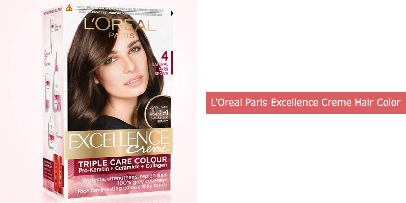LOreal Paris Excellence Hair Colours