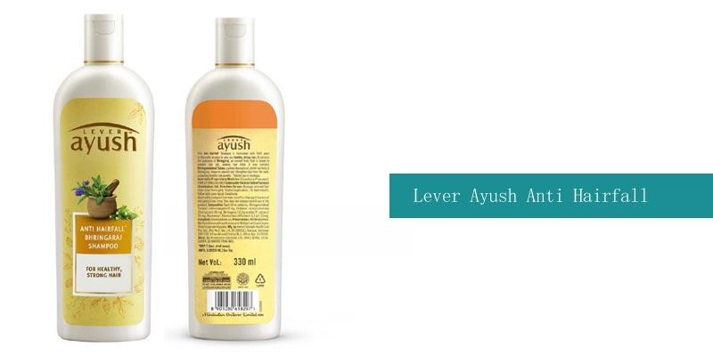 Lever Ayush Anti Hairfall Shampoo