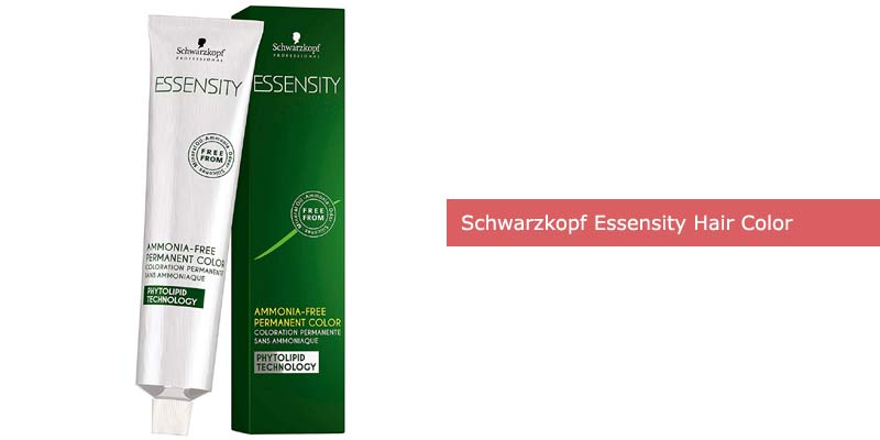 Schwarzkopf Essensity Hair Color