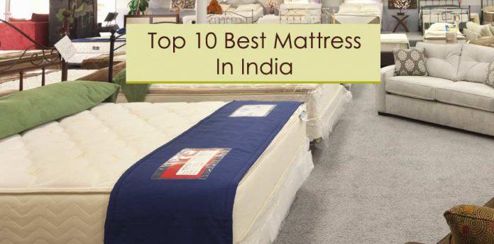 10 Best Mattresses India