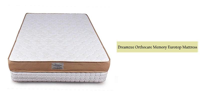 Dreamzee Orthocare Mattress