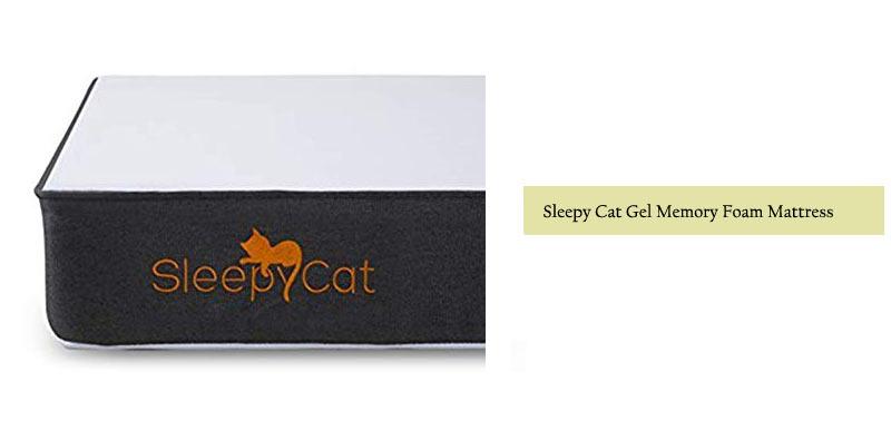 Sleepy Cat Gel Mattress