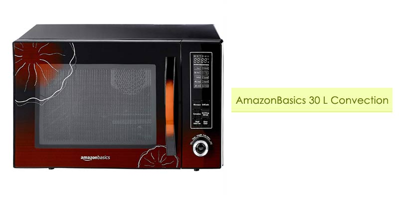 AmazonBasics 30 L Convection Microwave Oven