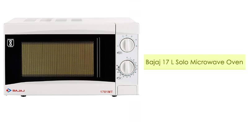 Bajaj 17 L Microwave Oven