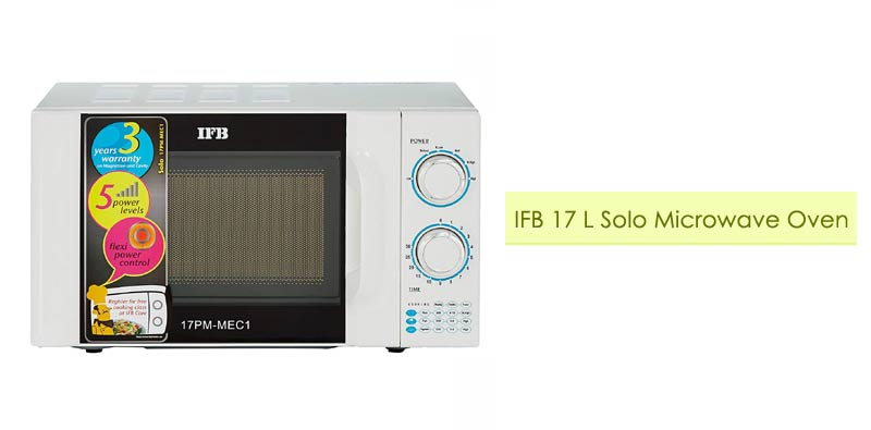 IFB 17 L Microwave Oven