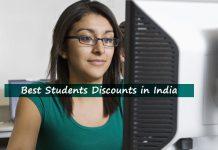 Student Discounts India