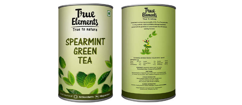 True Elements Green Tea