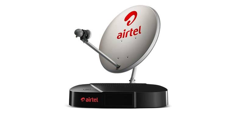 Airtel Digital TV HD
