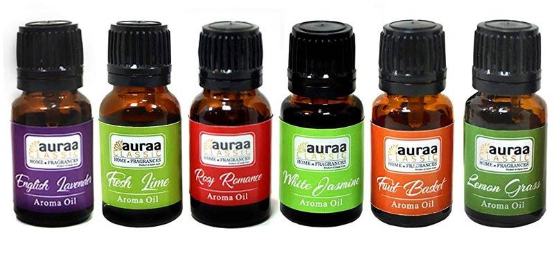 Aura Aroma Diffuser Oil