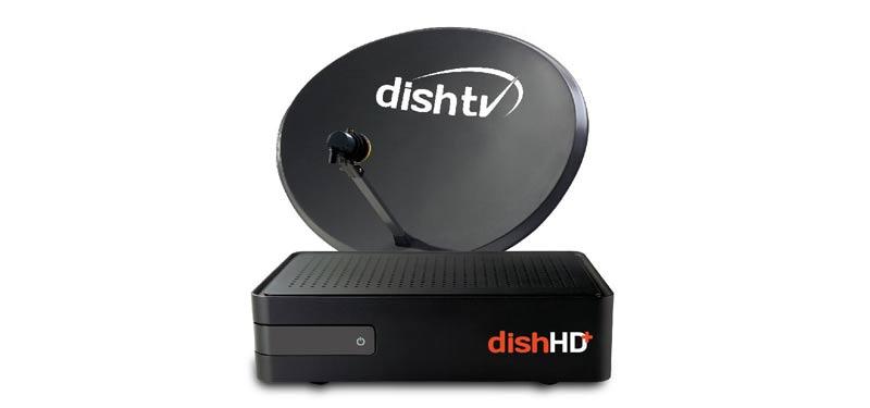 Dish TV HD Titanium Pack