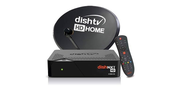 Dish TV NXTHD Set Top Box