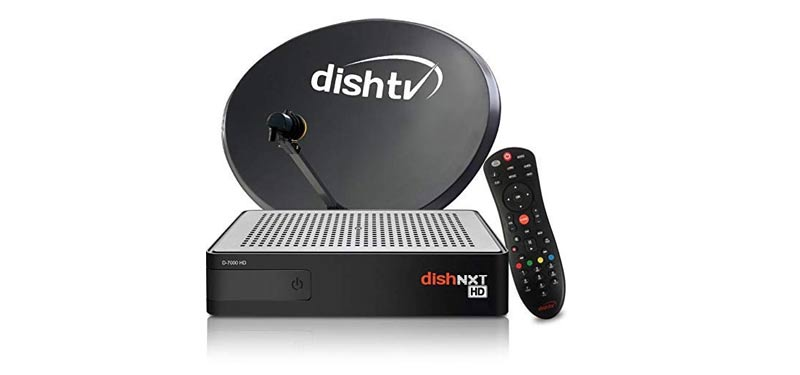 Dish TV New Family Pack