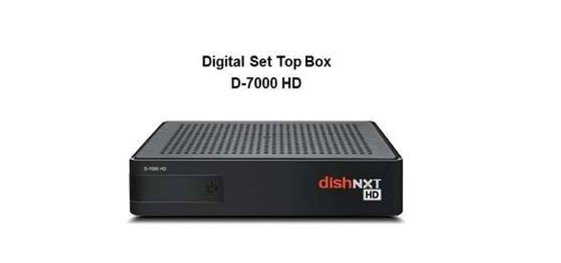 Dish TV Nxt HD Set Top Box