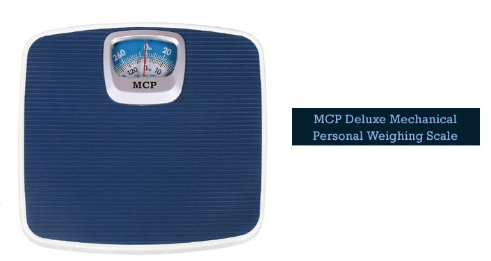 MCP Deluxe Mechanical Scale