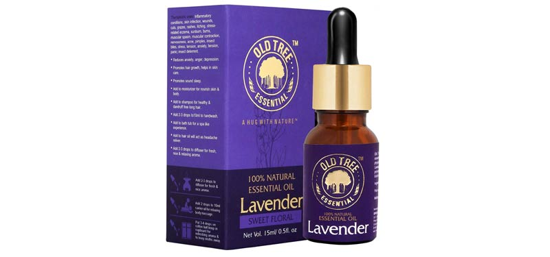 Old Tree Pure Lavender Oil