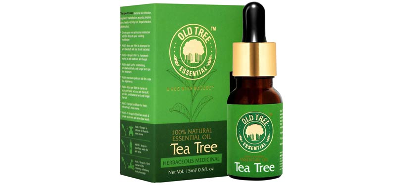 Old Tree Tea Essential Oil
