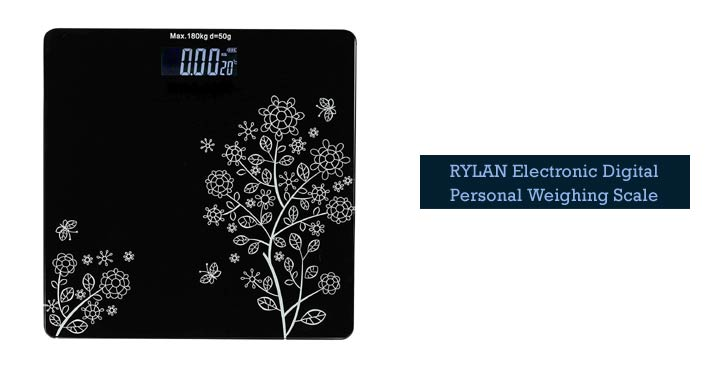 RYLAN Digital Weighing Scale