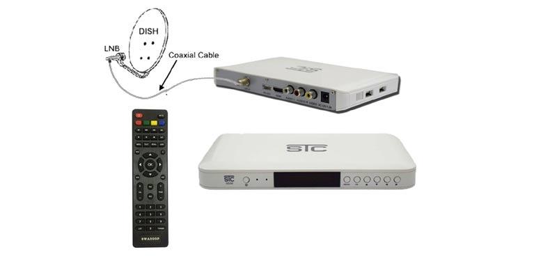 STC Wi Fi Digital Satellite