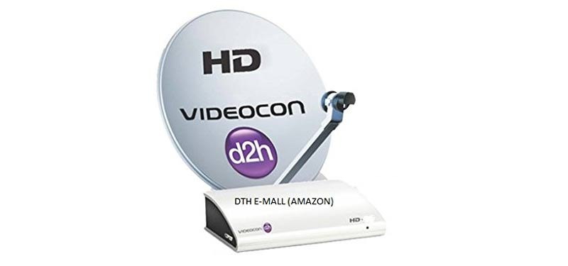 Videocon D2H HD Digital Set Top Box