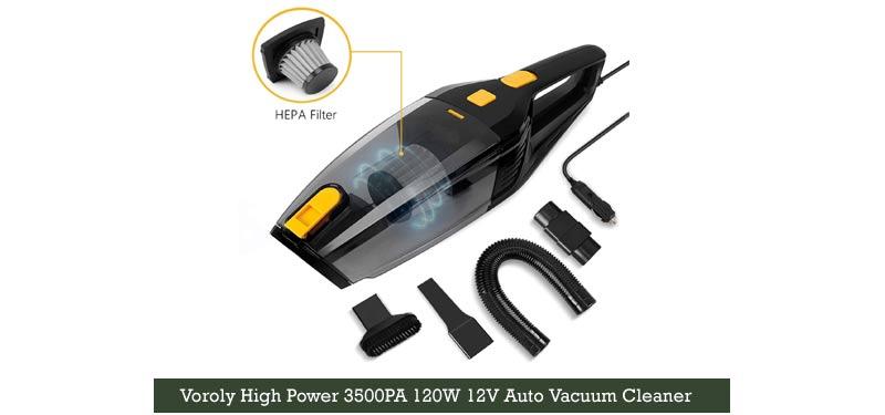 Voroly Auto Vacuum Cleaner
