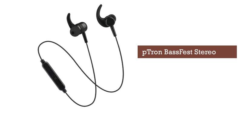 pTron BassFest Stereo