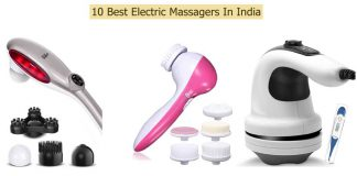 Best Electric Massager India