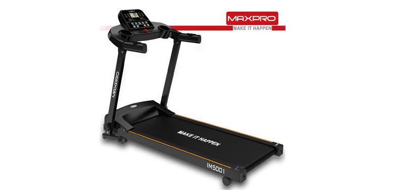 MAXPRO IM5001 Treadmill