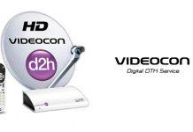 Videocon D2h Packages