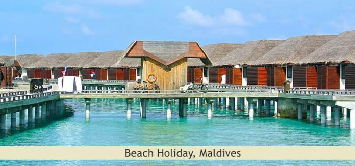 Beach Holiday, Maldives