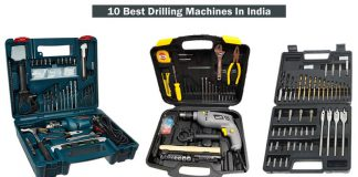 Best Drilling Machines India