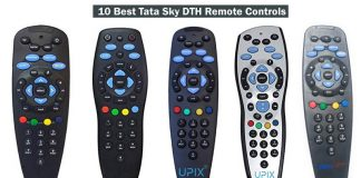 Best TataSky DTH Remote Controls