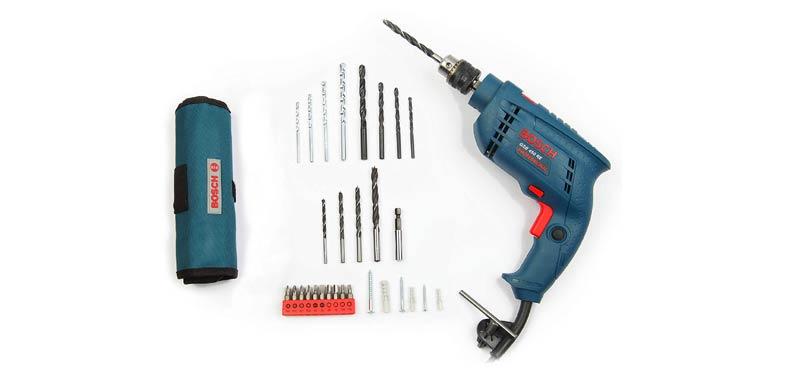 Bosch GSB RE Drill Kit