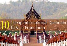 Cheap International Destina